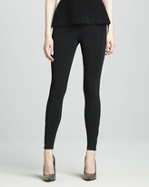 J Brand Ready to Wear Khedoori Zipper-Cuff Pants