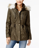 American Rag Coated Parka Coat