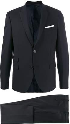 Neil Barrett slim two-piece suit
