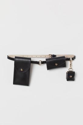 H&M Waist Belt with Bags