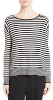 Joie Women's Lise Stripe Cashmere Sweater