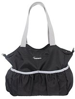 Damero Diaper Tote Bag Insert Organizer with Multiple Pockets and Stroller Straps
