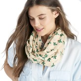 Sole Society Cactus Print Scarf