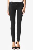 Hudson Jeans Krista Super Skinny- Black Wax