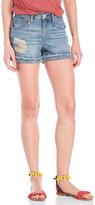 Jessica Simpson High-Rise Denim Shorts