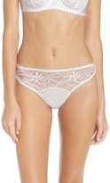 Fleur of England Women's Lace Thong