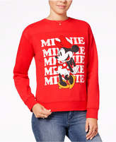 Freeze 24-7 Juniors' Minnie Mouse Sweatshirt