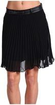 Brigitte Bailey Alexa Skirt (Black) - Apparel