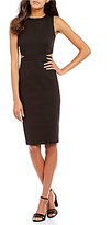 Antonio Melani Tyra Double Face Cutout Dress