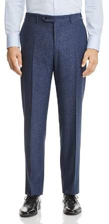Canali Donegal Classic Fit Dress Pants