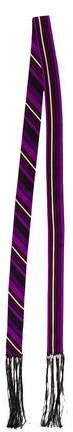 Gucci Striped Silk Stole