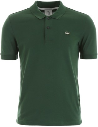 Lacoste polo shirt with embroidered logo