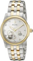 Bulova Women's 98P123 BVA Series Heart Aperture Dial Watch