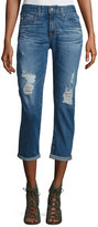 AG Jeans The Ex-Boyfriend Distressed Slim Jeans, 12 Years Aroma