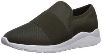 Copper Fit Women's Kacy Sneaker Olive 7.5 M US