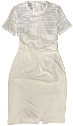 Finders Keepers White Dress for Women