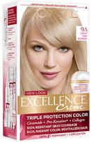 L'Oreal Excellence Triple Protection Permanent Hair Color Creme Light Ash Blonde 9A