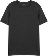 Derek Rose Marlow Anthracite Jersey T-shirt