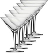 Schott Zwiesel Charles Schumann Basic Bar Classic Martini Glasses (Set of 6)