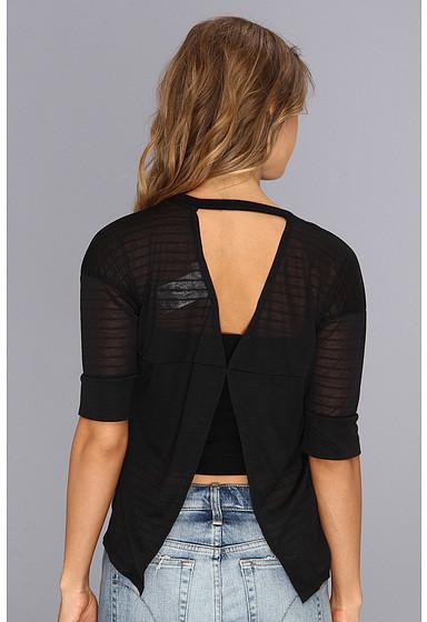 BCBGeneration Knit Sportswear Top VEQ1Q819