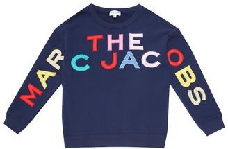 Marc Jacobs Logo cotton sweatshirt