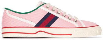 Gucci Tennis low-top sneakers