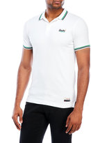 Superdry London Fit Short Sleeve Piqué Polo
