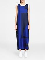 DKNY Pure Silk Maxi Dress