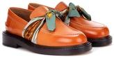 Maison Margiela Embellished leather shoes