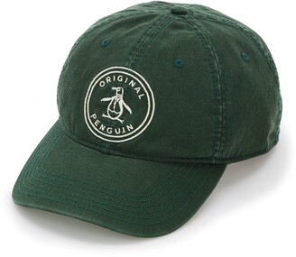 Original Penguin Stamp Logo Baseball Cap
