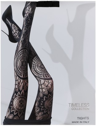 Emilio Cavallini Gothic Lace Tights