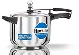 Hawkins Stainless Steel 5.0 Litre Pressure Cooker by