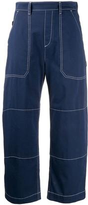Chloé Cropped Jeans