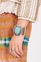 Raga Pendant Cuff Bracelet