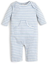 Kissy Kissy Infant Boys' Essential Striped Coverall - Sizes 0-9 Months