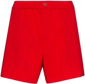 Kiton Track Shorts