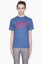 Billionaire Boys Club Blue and magenta Classic Arch T-shirt