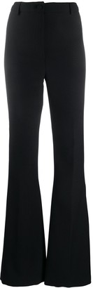 Hebe Studio Flared Style Trousers