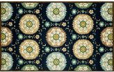 Liora Manné Trans Ocean Imports Seville Suzani Floral Wool Rug