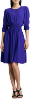 Kate Spade Zari Dress With Shirred Waist