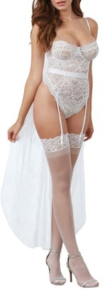 Dreamgirl Bridal Garter Teddy
