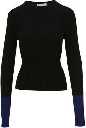 J.W.Anderson Ribbed Fitted Sweater
