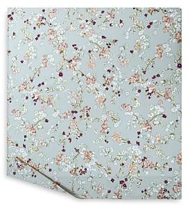 Yves Delorme Blossom Flat Sheet, Full/Queen