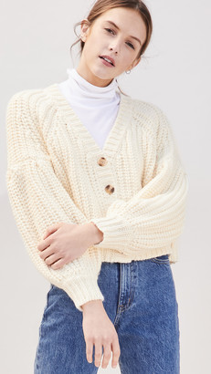 MinkPink Tally Knit Cardigan