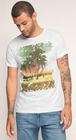 Esprit OUTLET sketch print t-shirt