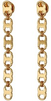 Tory Burch Gemini Link Linear Earrings