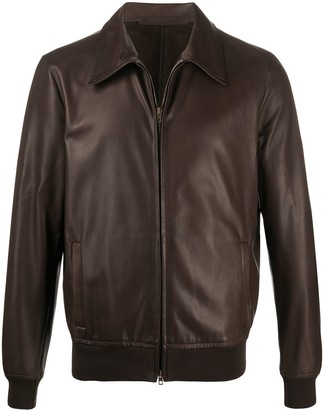 Salvatore Santoro Front Zip Jacket