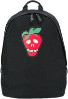 Paul Smith skull berry backpack