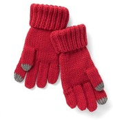 Gap Cable knit tech gloves