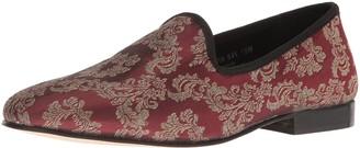 Stacy Adams Men's Venice Slip-On Loafer Burgundy Multi 10 M US